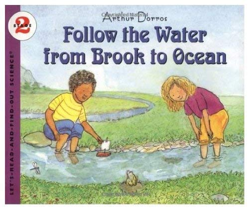 9780060215989: FOLLOW WATER (Let's-read-and-find-out science book)
