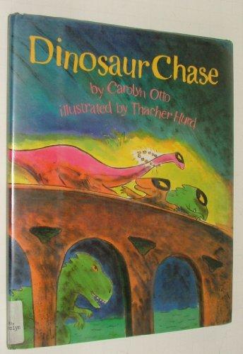 9780060216139: Dinosaur Chase