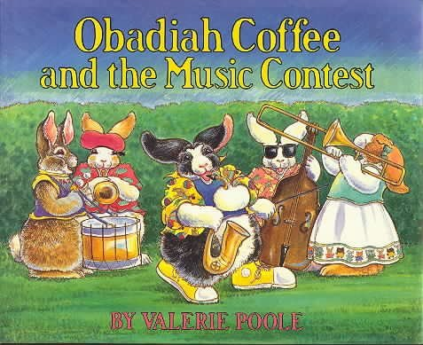 9780060216191: Obadiah Coffee and the Music Contest
