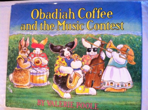 9780060216207: Obadiah Coffee and the Music Contest