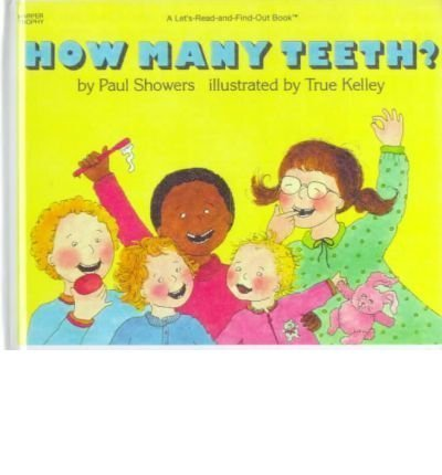 9780060216337: How Many Teeth?: Let's-Read-and-Find-out Science Book