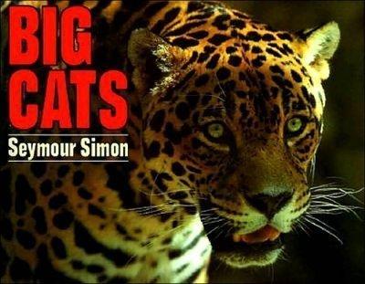 9780060216467: Big Cats