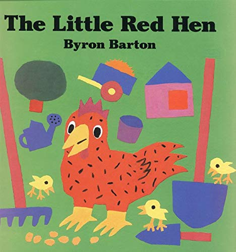 9780060216757: The Little Red Hen