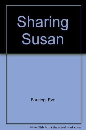 Sharing Susan: Bunting, Eve