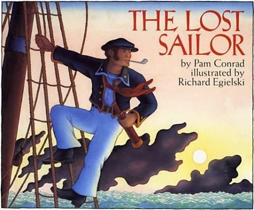 9780060216955: The Lost Sailor (A Laura Geringer Books)
