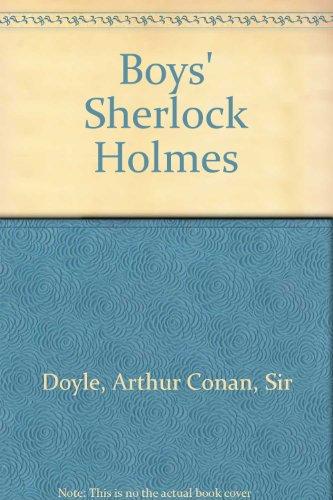 9780060217358: Boys' Sherlock Holmes