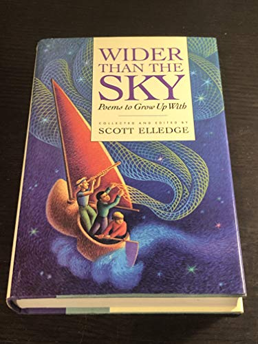 9780060217860: Wider Than the Sky: Poems to Grow Up With