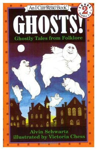 9780060217969: Ghosts!: Ghostly Tales from Folklore (An I Can Read Book)