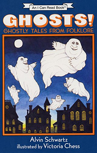 9780060217976: Ghosts! Ghostly Tales from Folklore