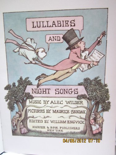 9780060218201: Lullabies and Night Songs