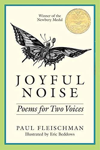 Joyful Noise: Poems for Two Voices: Fleischman, Paul