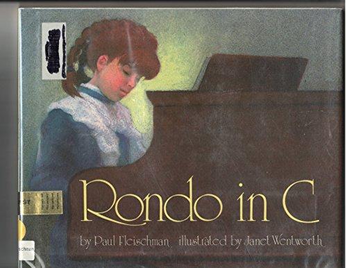 9780060218577: Rondo in C (A Charlotte Zolotow book)