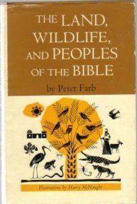 9780060218638: Land, Wildlife and Peoples of the Bible
