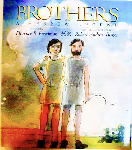 9780060218713: Brothers: A Hebrew Legend