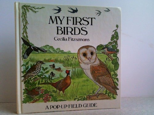 9780060218928: My First Birds: A Pop-Up Field Guide