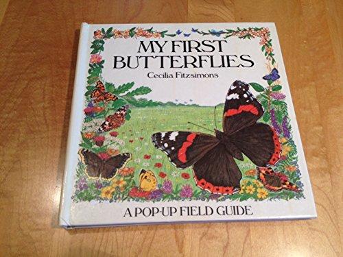 9780060218935: My First Butterflies: A Pop-Up Field Guide