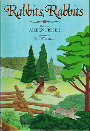 Rabbits, Rabbits (A Charlotte Zolotow book): Fisher, Aileen Lucia