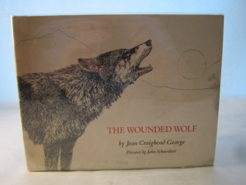 9780060219499: The wounded wolf