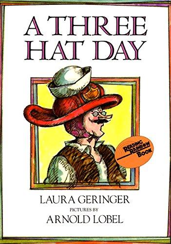 9780060219895: A Three Hat Day (Reading Rainbow Book)