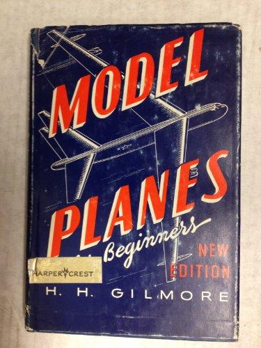 9780060219901: Model Planes for Beginners