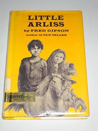 9780060220082: Little Arliss