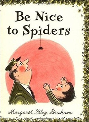 9780060220730: Be Nice to Spiders