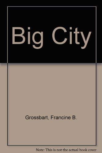9780060221249: Big City