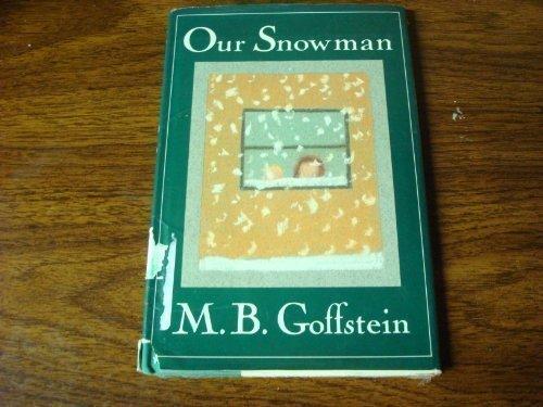 9780060221522: Our snowman