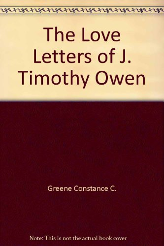 9780060221577: The Love Letters of J. Timothy Owen