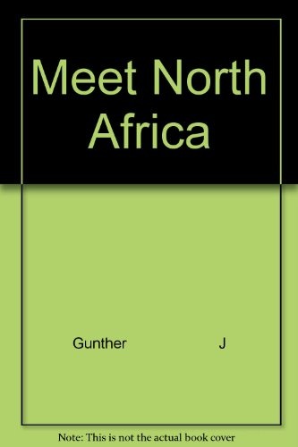 9780060221669: Meet North Africa