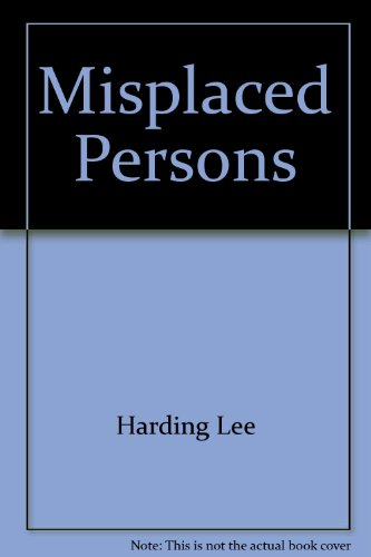 9780060222178: Misplaced Persons