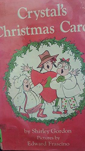 9780060222390: Crystal's Christmas Carol