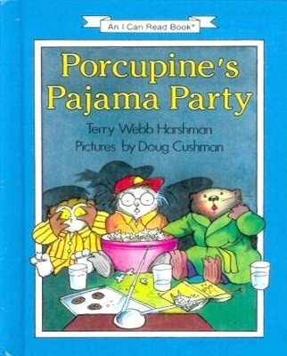9780060222482: Porcupine's Pajama Party (I Can Read!)