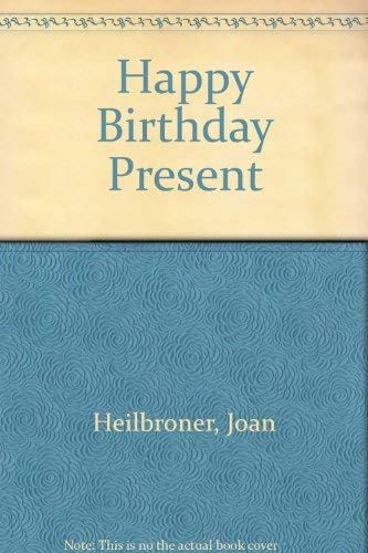 9780060222710: Happy Birthday Present (An I can read book)