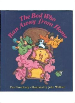 9780060222802: The Bed Who Ran Away from Home
