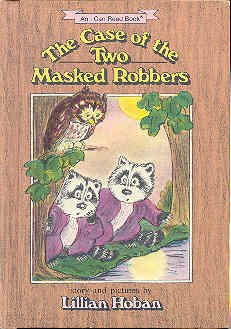 9780060222987: The Case of the Two Masked Robbers (An I Can Read Book)
