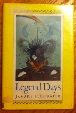 9780060223045: Legend Days (PT. 1 of the Ghost Horse Cycle)