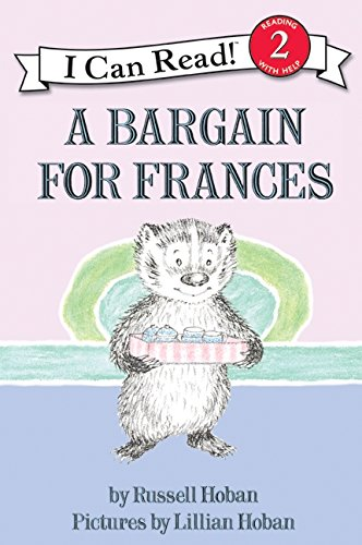 9780060223298: A Bargain for Frances (I Can Read Books)
