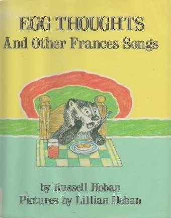 9780060223328: Egg Thoughts, and Other Frances Songs