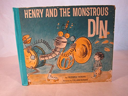 9780060223632: Henry and the Monstrous Din