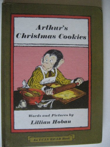9780060223670: Arthur's Christmas Cookies (I Can Read Book)