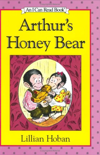 9780060223694: Arthur's Honey Bear (I Can Read Book)
