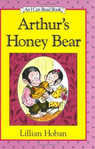 9780060223694: Arthur's Honey Bear (I Can Read Book)