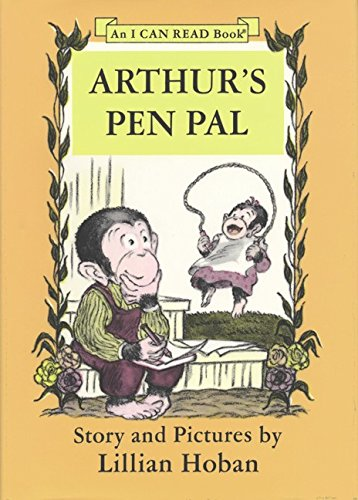 9780060223724: Arthur's Pen Pal (I Can Read Book)