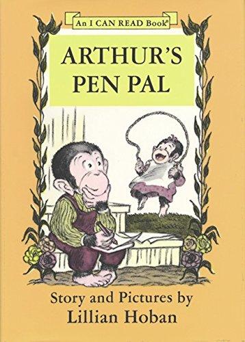 9780060223724: Arthur's Pen Pal