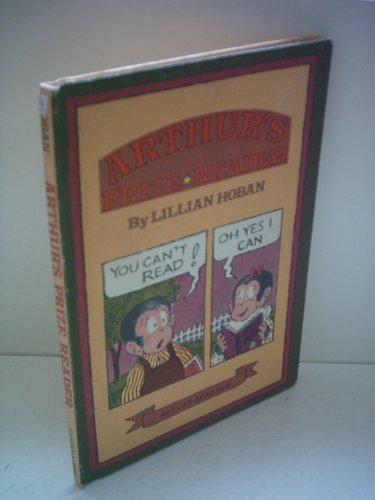 9780060223793: Arthur's Prize Reader