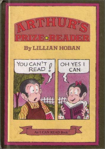 9780060223793: Arthur's Prize Reader (An I Can Read Book)