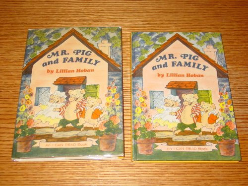 9780060223830: Mr. Pig and Family (An I Can Read Book)