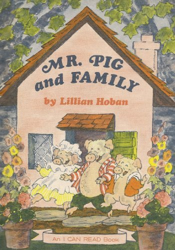 9780060223847: Mr. Pig and Family (An I Can Read Book)