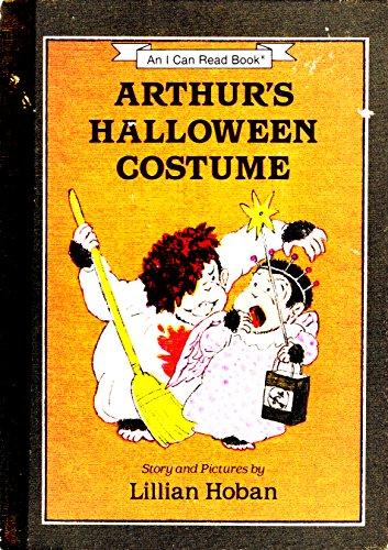 9780060223878: Title: Arthurs Halloween Costume An I can read book